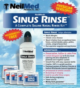 Sinus Rinse